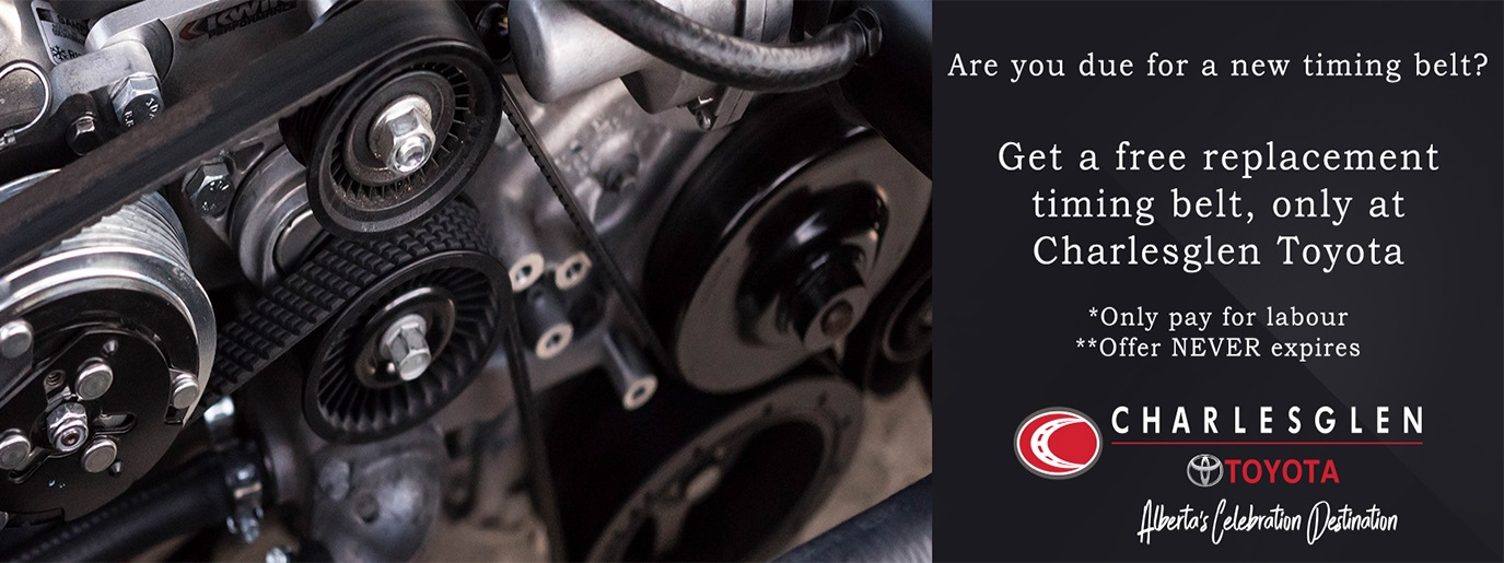Are you due for a new Timing Belt?