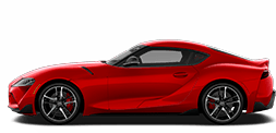 2020 Toyota GR Supra side view